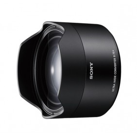Objetivo Sony SEL075UWC.SYX