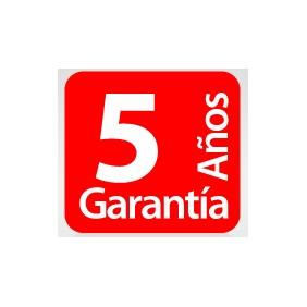 Garantía ampliada 5 años - 59,90€