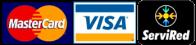 Métodos de paga seguros
